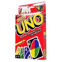 Jual DELUXE UNO EMWAY VERSION - customizable wild card + score card Murah