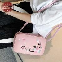 Jual Tas Wanita Selempang Mini 4118 Import  Korea Style Murah Sling Bag Murah