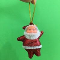 Jual Gantungan/hiasan pohon natal santa clause Murah
