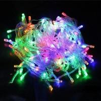 Jual Lampu Natal LED Warna RGB Twinkle Light Hias Pohon Tumblr Dekor Murah