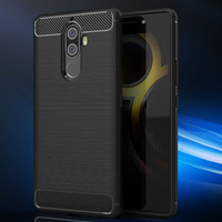Lenovo K8 Note - Rugged FS / Delkin - Model Armor Carbon Soft Cover