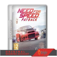 Need For Speed NFS Payback PC - Original Sharing
