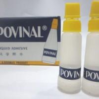 Lem Cair Liquid Adhesive 22ml - Povinal 111