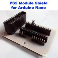 DIY Playstation 2 PS 2 PS2 Joystick Module Shield for Arduino Nano