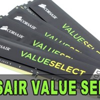 Corsair Value Select DDR4 4GB (1x4GB) PC17000 CMV4GX4M1A2133C15