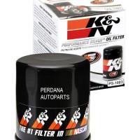 Filter Oli Toyota Avanza / Xenia - K&N Performance Silver