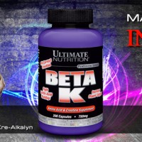 UN BETA K BETAK 200caps new products & ready FREE SHAKER