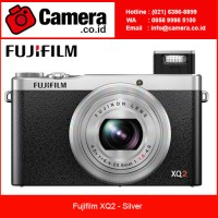 Fujifilm XQ2 - Silver/Kamera Pocket