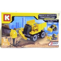 Jual Lego Happy City - Mining Engineering machine / lego murah K19003 Murah