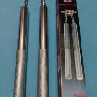Double Stick Full Stainless Steel Bisa Di Sambung