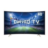 TCL SMART TV Full HD Curved LED TV 48
