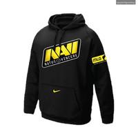 Jumper Jacket Hoodie Natus Vincere ( NaVi ) MLG Edition Black / Hitam