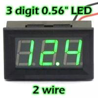 Voltmeter Dc Digital