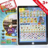 Jual Playpad Anak Muslim 3 bahasa Murah