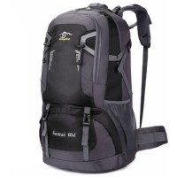 Tas Ransel Gunung Mountaineering 60l Backpack Waterproof Import