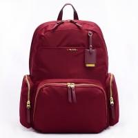Backpack Tumi Voyageur Calais Nylon Merah SO0002