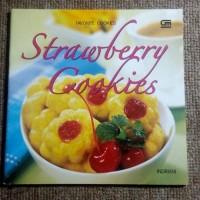 Jual Favorite Cookies Strawberry Cookies Murah