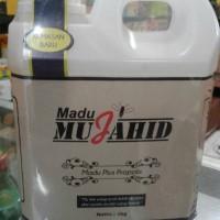 Madu Plus Propolis,Madu Mujahid Plus Propolis 1 kg