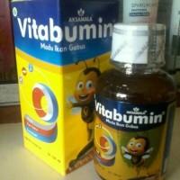 Jual Vitabumin Asli Herbal Penambah Berat Badan Anak Murah