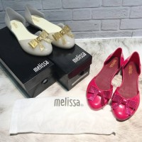 Jual m21 melissa jelly shoes premium real pict new Murah
