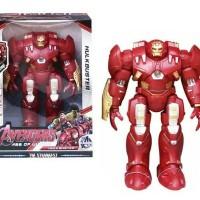 Mainan Robot Iron Man HulkBuster The Avenger