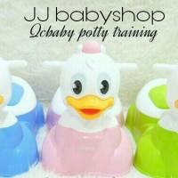 Jual QC baby trainer potty seat / potty seat / pispot bayi Murah