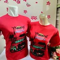 Souvenir Kaos wisata negara thailand bangkok chiang mai thailand