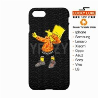 bart yezzy dab case samsung s6 s7 s8 j5 j7 a5 a3 iphone 5 6 7 8 x plus