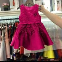 Jual fashion anak baju anak perempuan dress brukat kids Murah