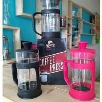 coffee press , kopi press, french press kapal api original