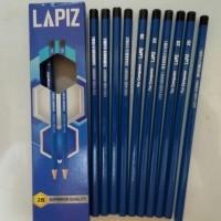 pensil 2B LAPIZ for komputer murah dan berkualitas