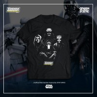 Jual Star Wars Bohemian Rhapsody T- Shirt Murah