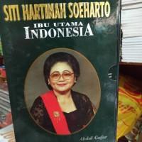 Langka,,, BIOGRAFI IBU TIN (siti Hartinah Soeharto)IBU UTAMA INDONESIA