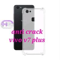 Case Casing Anticrack VIVO V7 PLUS Case Jelly Silikon HP