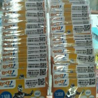 Jual KARTU PERDANA BOLT 1,5GB 1.5GB 1BULAN REGULAR 24 JAM Murah