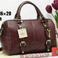 Fossil Maddox Satchel Bag 729#