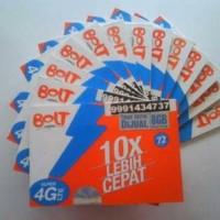 Jual PERDANA 20GB/32 GB BOLT SLIM 2 / HUAWEI E5577 Murah