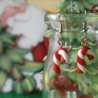 Jual Anting Clay Santa Candy Christmast Murah
