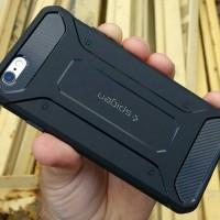 Jual Casing iPhone Spigen 5/5s 6/6+ 7/7+ Carbon Softcase Murah