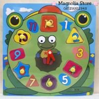 Harga ready stock wooden puzzle knob | Pembandingharga.com