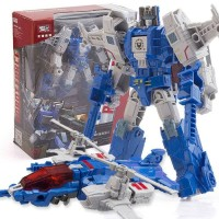 WEI JIANG Headmaster Highbrow-Transformers The Chief Army Seabrow Figh
