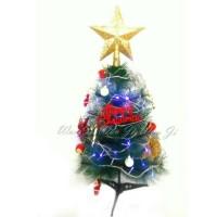 Jual Lampu Natal LED Kecil Warna-warni / Hiasan / Aksesoris Christmas Santa Murah