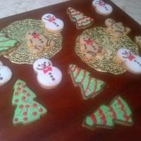 Jual Cookies Karaktrr Natal Besar Murah