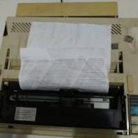 Printer LX 800 jadul