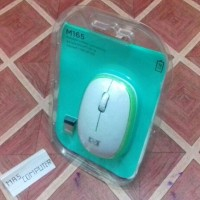 Mouse wireless hp M165 optical mouse wireless 2,4GHz
