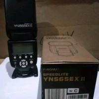 speedlite flash yongnuo YN-565EX II for canon