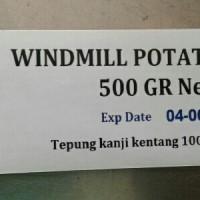 WINDMILL POTATO STARCH TEPUNG KANJI/PATI KENTANG