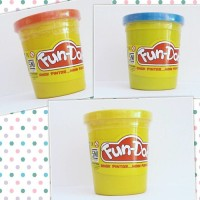 Jual Fun Doh 250 gram can (Lilin/clay) Murah
