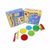 Jual Murah Mainan Edukasi Lilin Fun Doh / Fundoh Ocean Life Murah