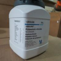 POTASSIUM CHLORIDE FOR ANALYSIS/ KALIUM KLORIDA, 500 GR, MERCK, 104936